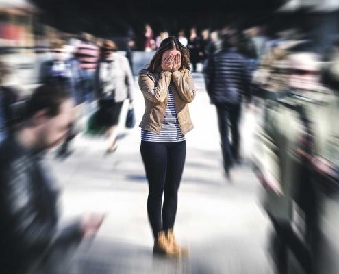Attacchi di panico - Psicologo Milano
