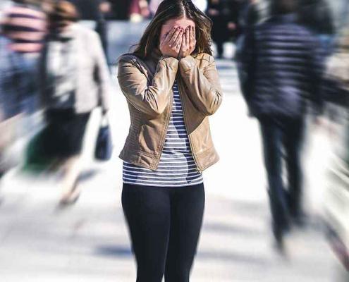 Attacchi di panico sintomi e rimedi Milano