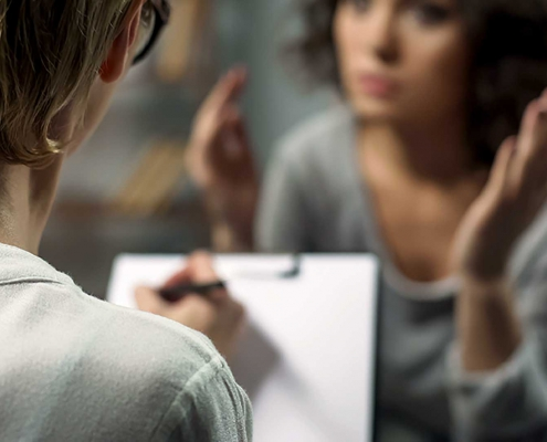 Psicologo disturbi psichici Milano
