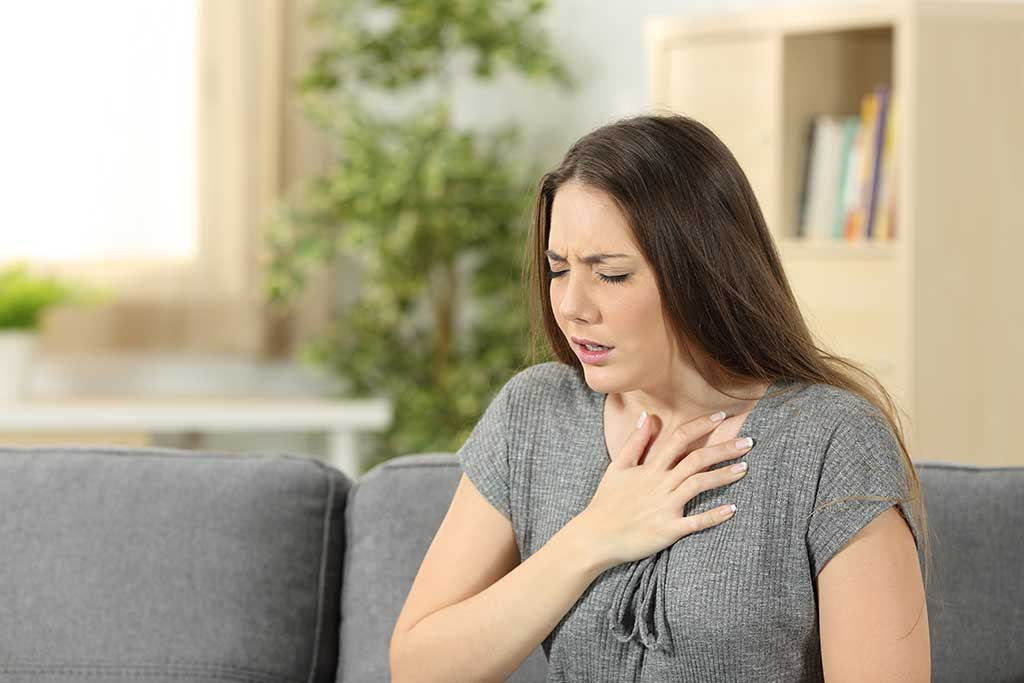 Ansia: sintomi e cura