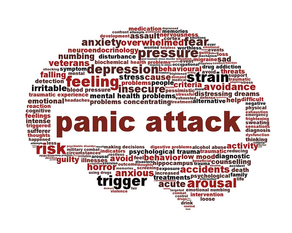 Cosa fare e come vincere gli attacchi di panico
