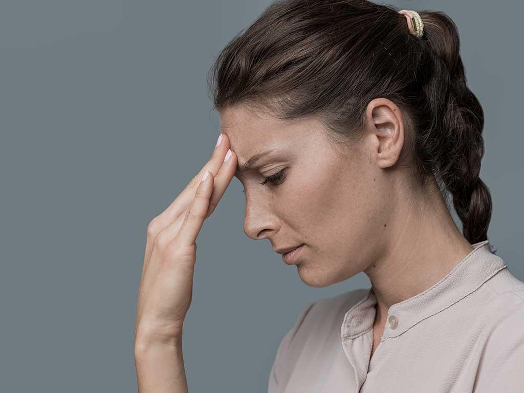 I sintomi della cefalea